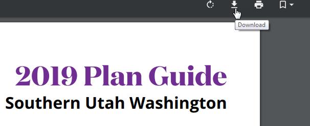 2019 plan guides